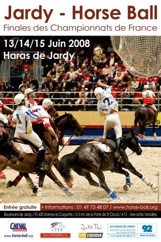 Opportunité photo : Horseball à Jardy