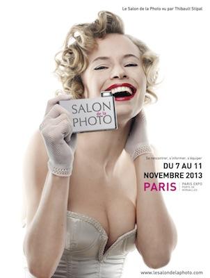 Visuel Salon de la Photo 2013