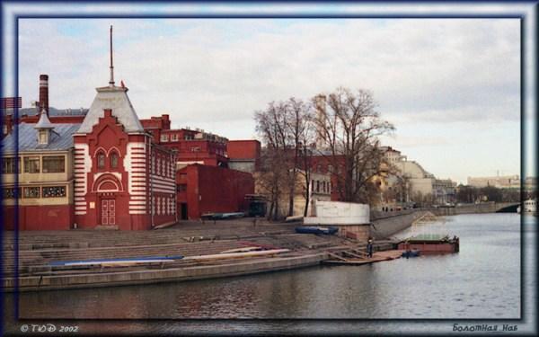 Фото Болотная наб. - фотограф Юрий Тяпин - архитектура ...