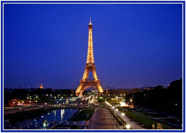Фото Символ Парижа - фотограф Виктор Михалыч - город ...