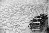 fahrradparkplatz (sw)