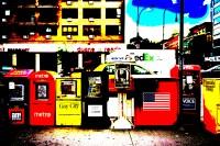 newspaper (photo art edition) - PHOTOGALERIE WIESBADEN - new york city - fascensation