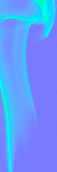 rauch 3 cross - PHOTOGALERIE WIESBADEN - flamme rauch formen