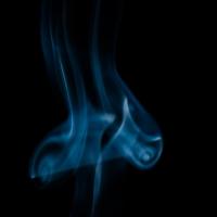 rauch 4 - PHOTOGALERIE WIESBADEN - flamme rauch formen