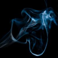 rauch 6 - PHOTOGALERIE WIESBADEN - flamme rauch formen