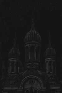 russisch-orthodoxe-kirche-1 - PHOTOGALERIE WIESBADEN - dunkel-schwarzphoto art edition - limitiert limitiert