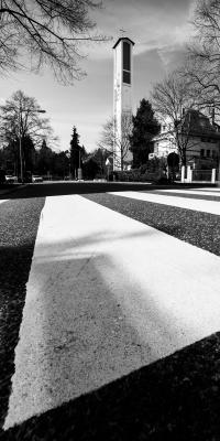 zebrastreifen - walkmühlstr. - van-dyck-str. (sw - 1 zu 2) - PHOTOGALERIE WIESBADEN - wiesbaden - impressionen 3