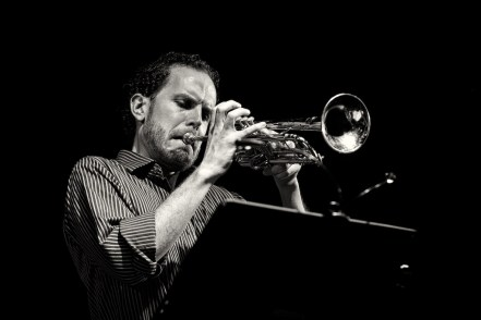 David Smith (II) in concert at the Taipei International Jazz Festival