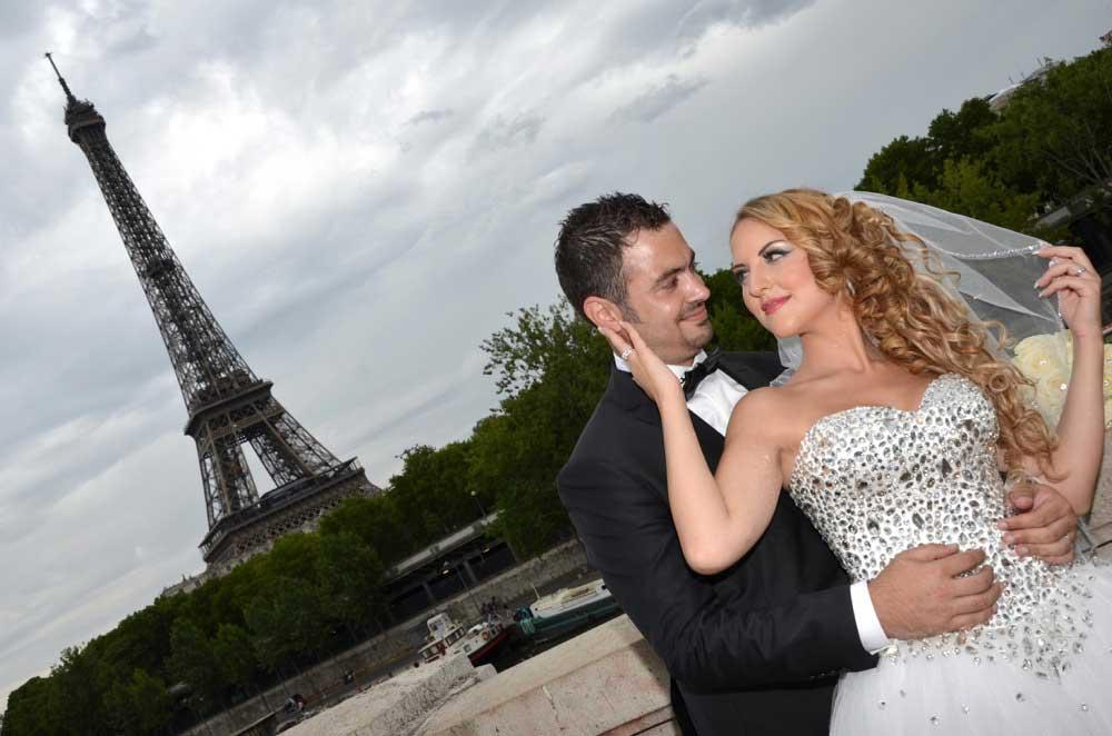 couple mariage libanais