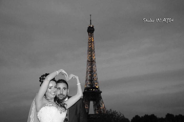 photographe mariage Paris 75