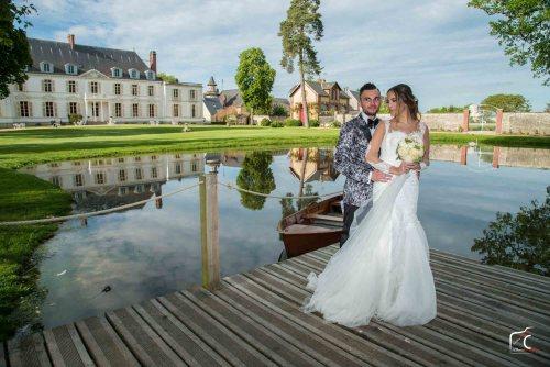 photo Couple château barthélemy