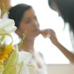 flower for toronto bride