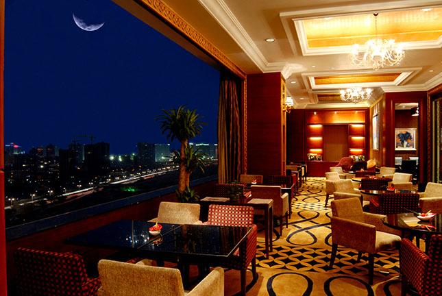 Kempinski hotel senior executive lounge