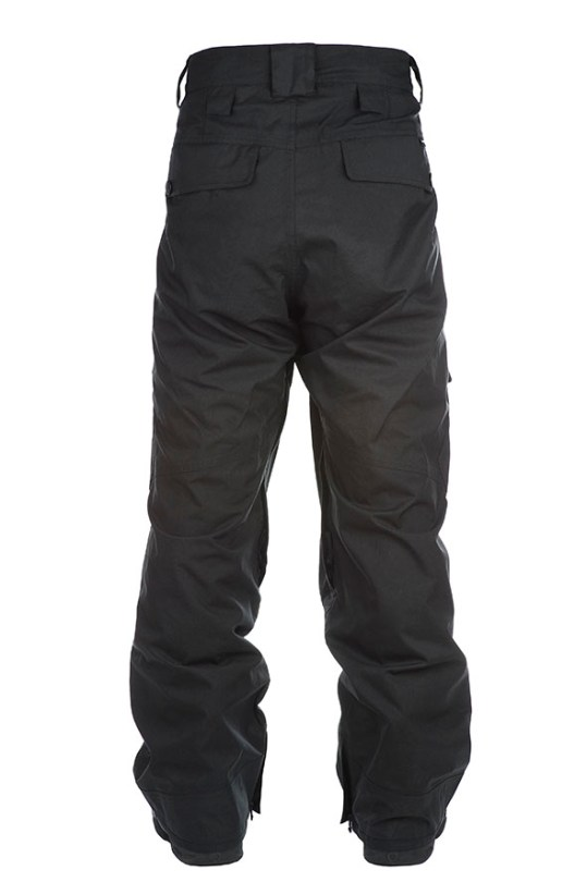 Ontario 3D casual pants back
