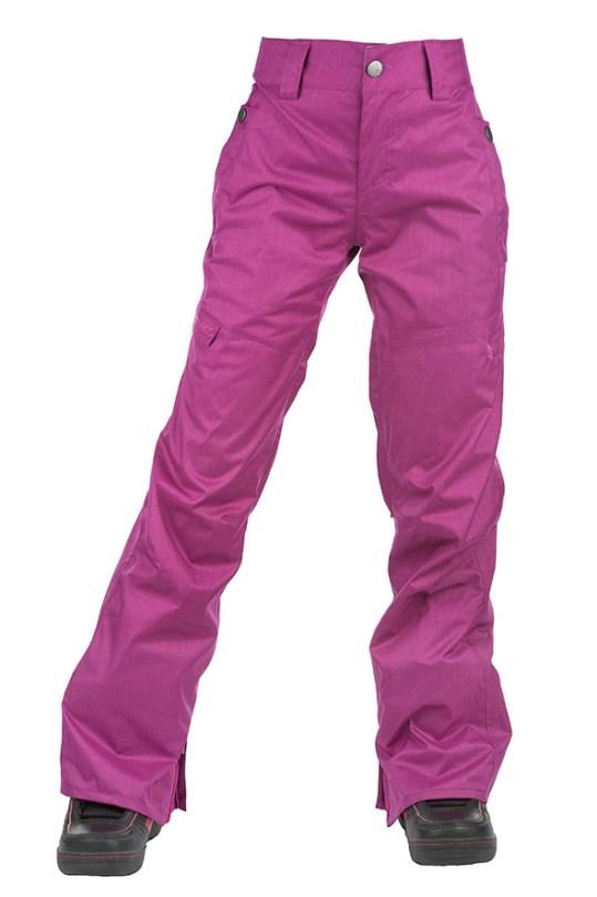 women winter pants front