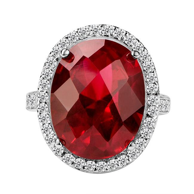 Etobicoke Toronto professional jewelry photographer ruby ring