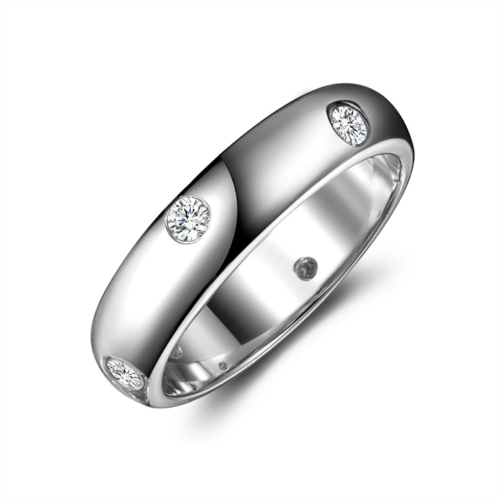 Canada jewelry photographer silver ring