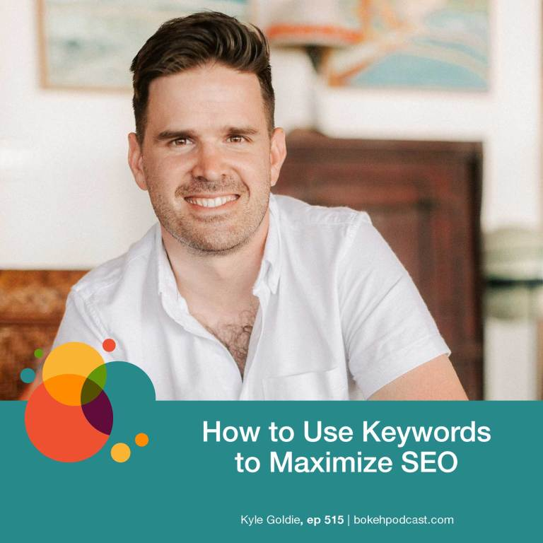 Episode 515: How to Use Keywords to Maximize SEO – Kyle Goldie