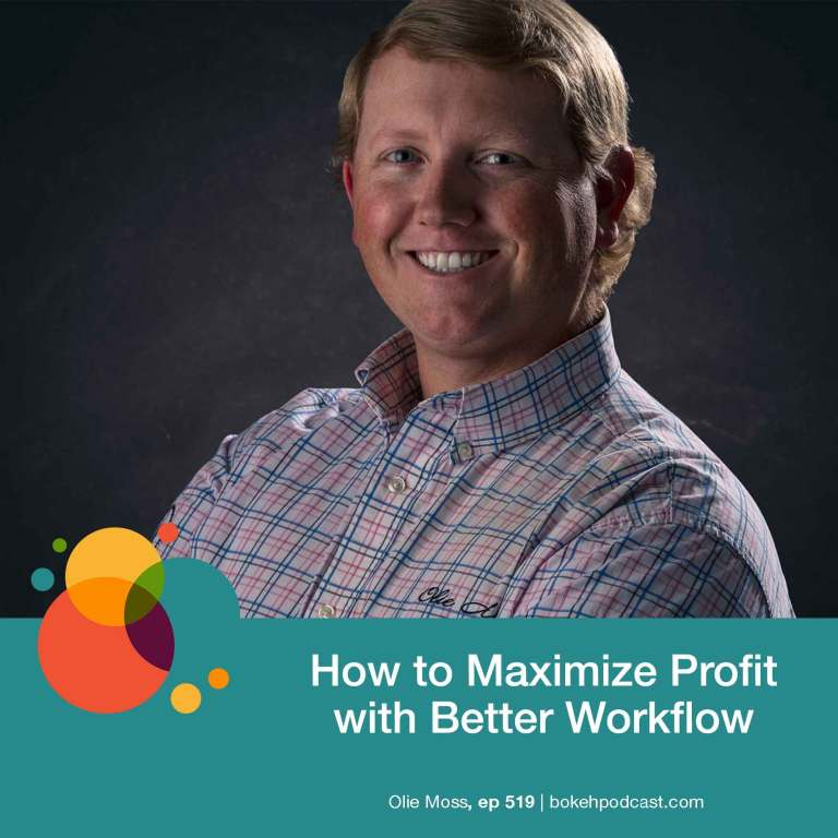 Episode 519: How to Maximize Profit with Better Workflow – Olie Moss