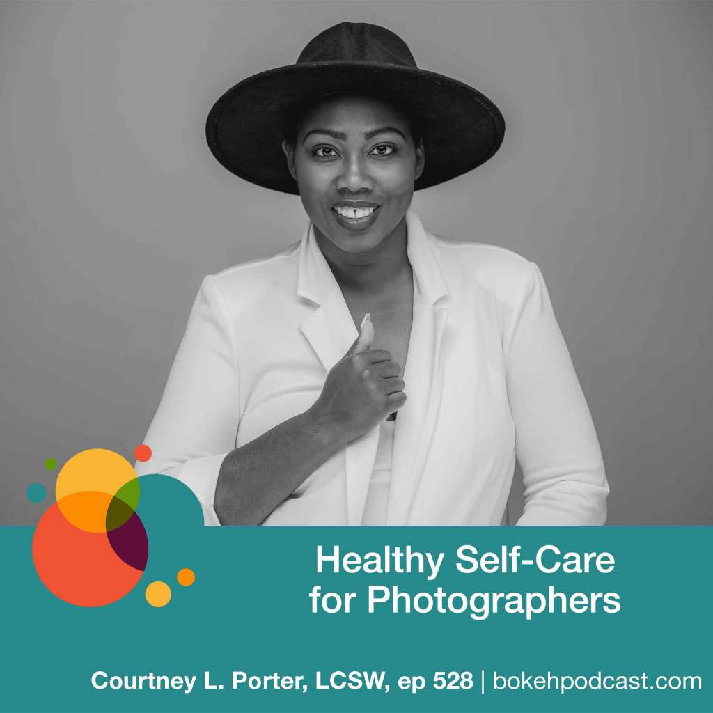 Healthy Self-Care for Photographers