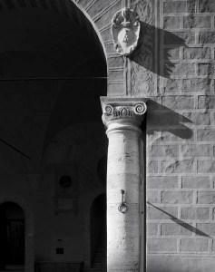 Pienza, Tuscany  - Photograph by Jeff Curto