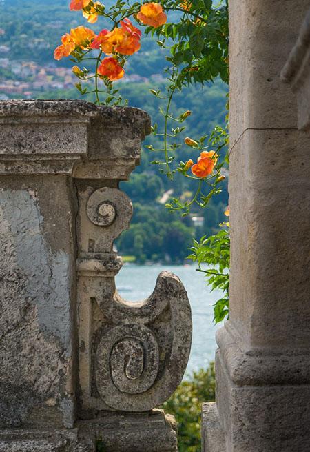 Palazzo Borromeo, Isola Bella, Lago Maggiore