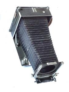 Linhof folding camera