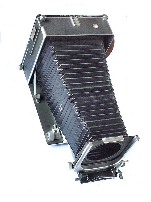 """Linhof 13x18cm. with 4x5""""back"""
