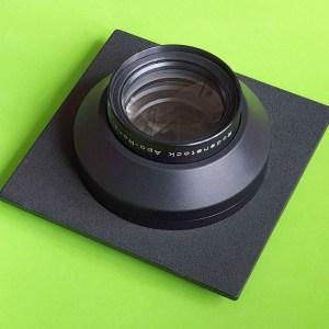 Apo Ronar lens 480mm 1:9 Sinar mount