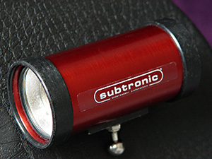 gar0042 GARAGE SALE: Subtronic Underwater Flashlight