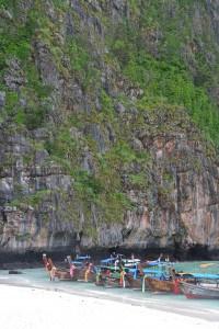 Longtails at Maya Bay 3