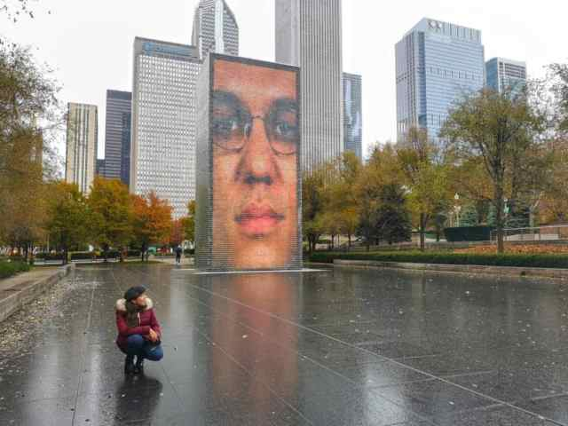 photography spots in chicago