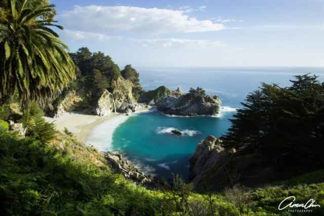 photographer's guide to Big Sur, California
