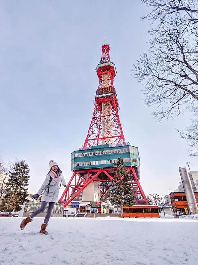 instagram guide to sapporo japan