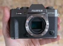 Fujifilm X-T30 Hands-on Photos