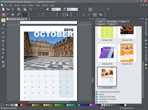 Xara Photo & Graphic Designer 11 Review | Photography Blog
