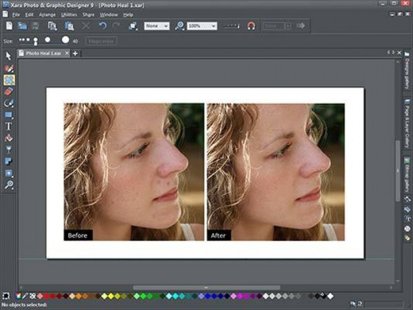 Xara Photo Amp Graphic Designer 9 Review Photographyblog