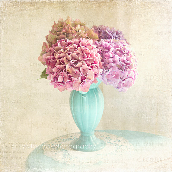 Pretty Flower Bouquets Shabby Chic Photography By Sylvia