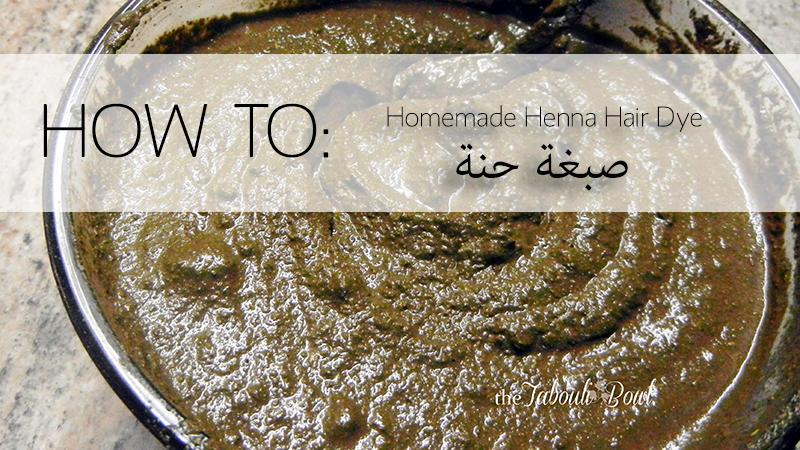 Mehndi On Hair How To Prepare : How to make and use henna hair dye u the tabouli bowl
