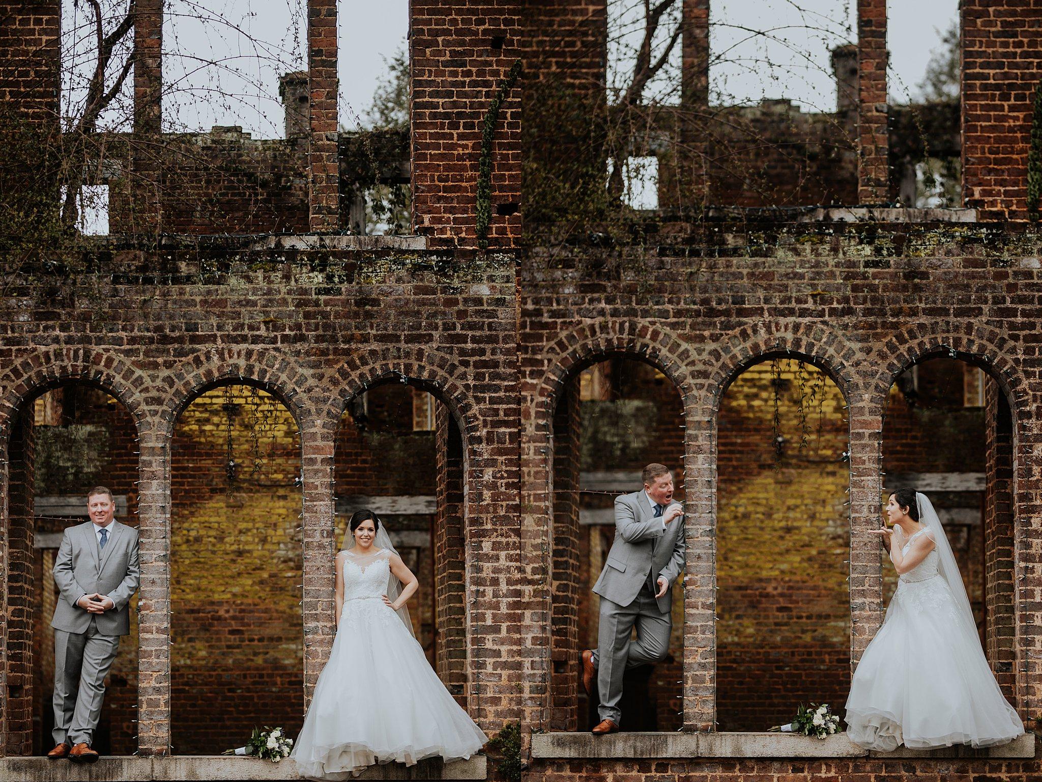 Atlanta Wedding Photographers Barnsley Gardens Resort