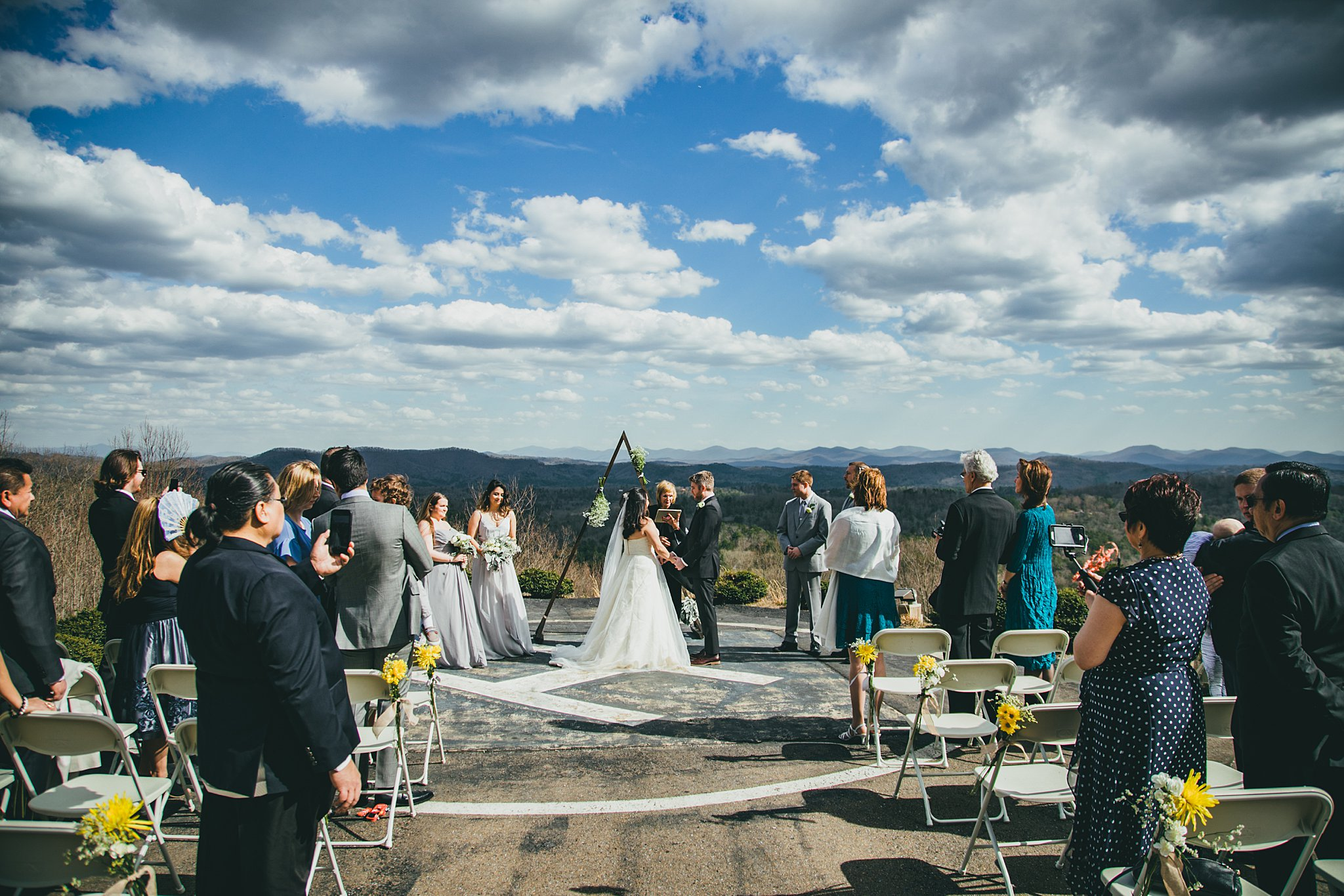 Married! Nicola + Jon   Destination Wedding, Spyglass Cabin