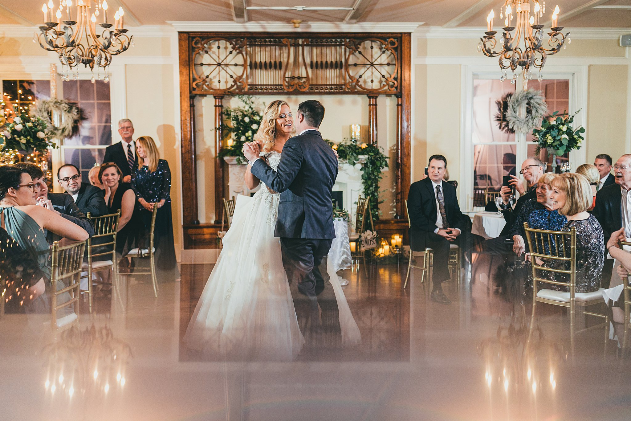 Atlanta Wedding Photographer First Dance