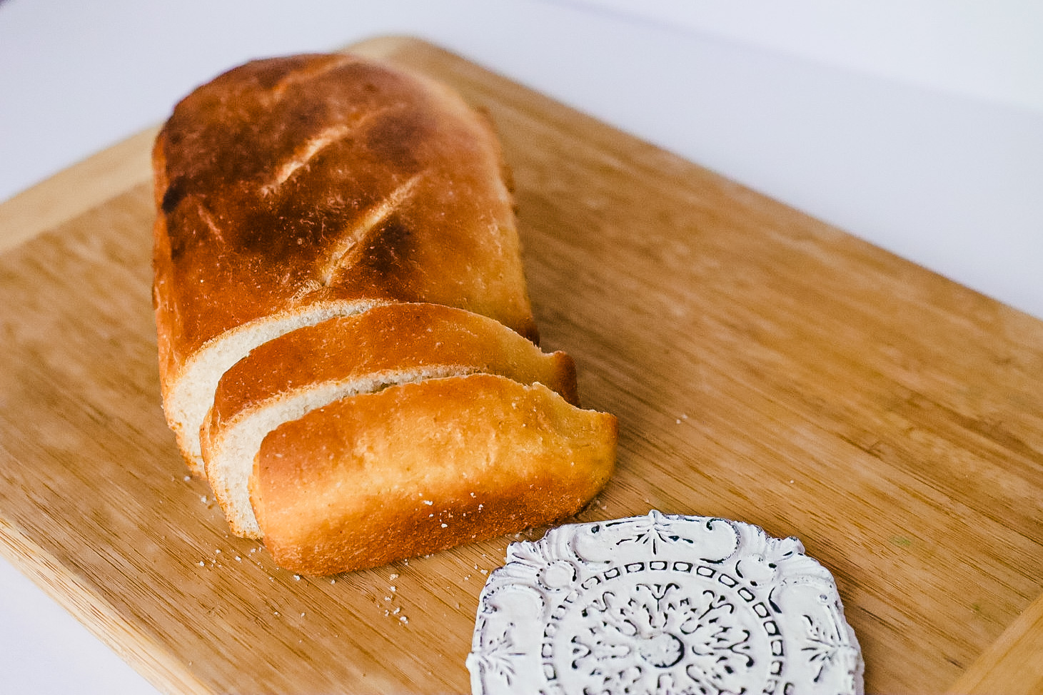 Food Photography Home Made Bread