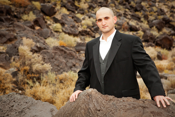 Editorial Model Photos. Albuquerque, New Mexico