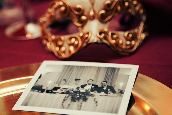 Venetian Masquerade Ball Wedding