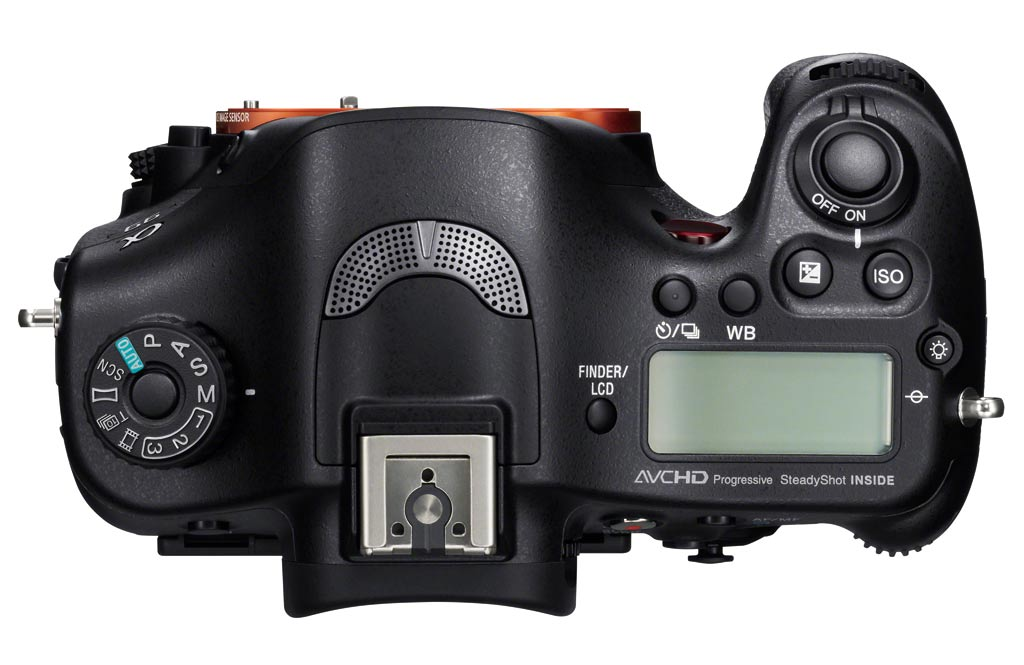 sony slt-a99 full frame DSLR with Translucent mirror technology