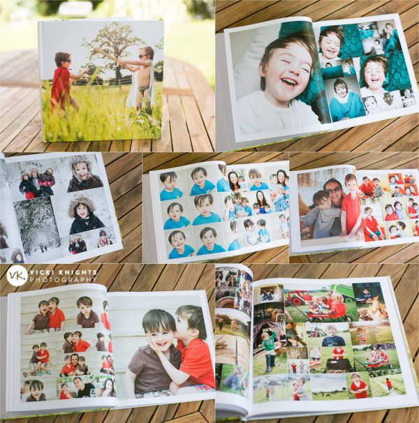 How to create your own digital family photo books