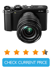 Fujifilm-X-A1_image_best_mirrorless_camera_under_500