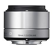 Sigma 19mm f2.8