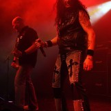Kurdt and Ronnie Metal Church